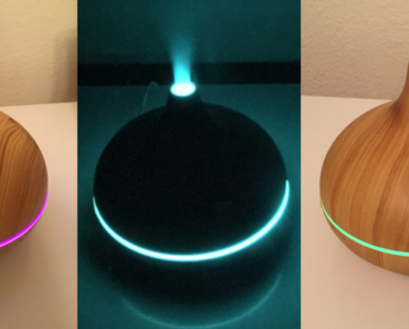 oil diffuser colors