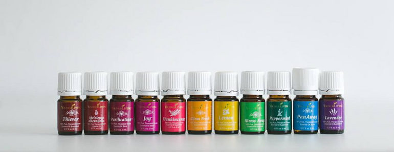 Young Living Oils In Nature  Saint Clair Shores Mi