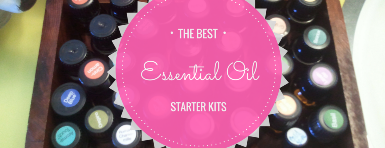 Best essential oil starter kits