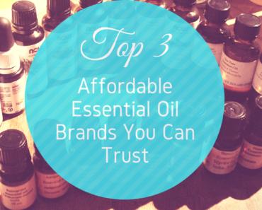 Top essential oil brands