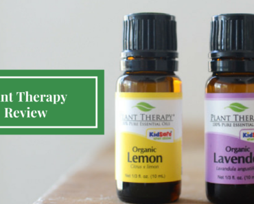 Plant Therapy Essential Oil Review